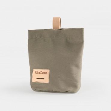 Miacara Lupo Snack Bag Taupe