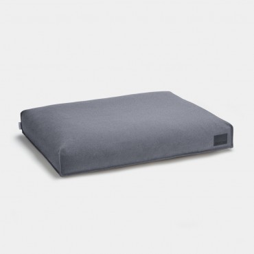Coussin MiaCara Scala Steel Blue