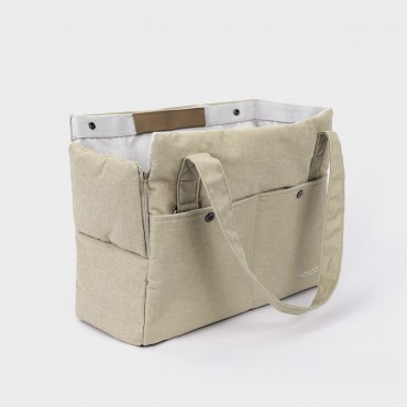 Howlpot Day Bag Cream Lemon - Taille S