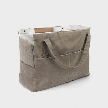 Howlpot Day Bag Sandy Brown - Taille L