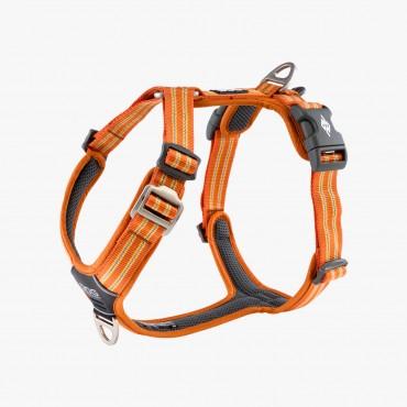 Harnais Dog Copenhagen Comfort Walk Air Orange - Nouvelle Collection