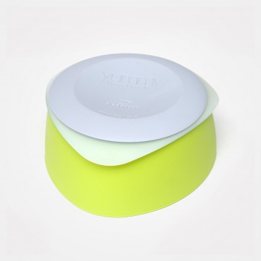 Sleepypod Yummy Travel Bowl Citron