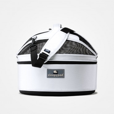 Sleepypod Mobile Pet Bed Blanc