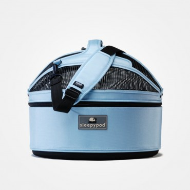 Sleepypod Mobile Pet Bed Bleu